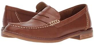 Sperry Seaport Penny (Tan) Women's Shoes
