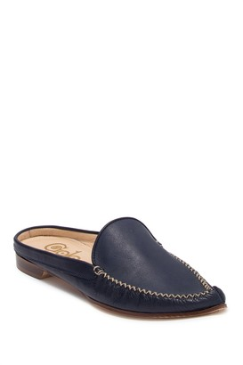 Golo Keaton Leather Slip-On Mule