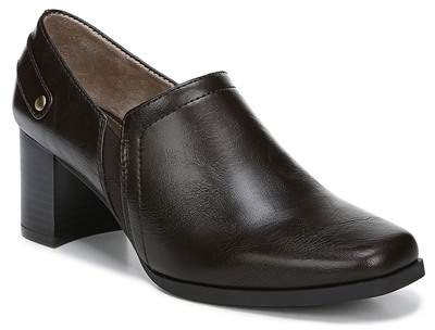 LifeStride Shannon Heeled Loafer - Wide Width Available