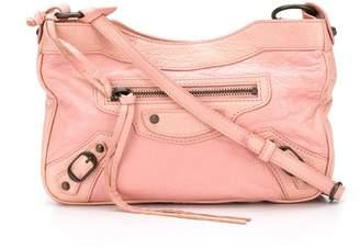 Balenciaga Pre Owned City leather satchel bag