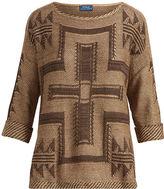 Polo Ralph Lauren Southwestern Boxy Pullover
