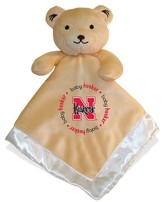 Baby Fanatic Nebraska Snuggle Bear Plush Doll