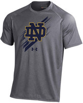 Under Armour Men's Notre Dame Fighting Irish Tech Tee