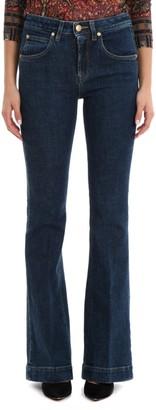 L'Autre Chose Mid-Rise Jeans