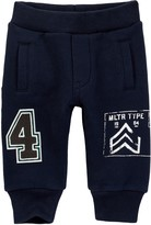 Diesel Pratb Patched Sweatpant (Baby Boys)