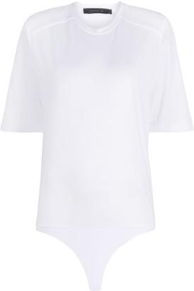 FEDERICA TOSI round-neck T-shirt