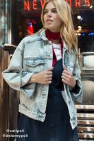 BDG Relaxed Denim Trucker Jacket