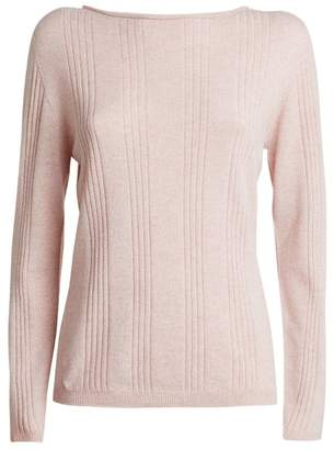 Harrods Ribbed Cashmere Sweater