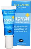 Shikai Borage Therapy - Soothing Eye Cream, Plant-Based Cream Leaves Skin Soft & Supple, Sooths Puffy Eyes and Tightens Fine Lines, Borage Oil Repairs & Rebuilds Skin (0.5 Ounces)