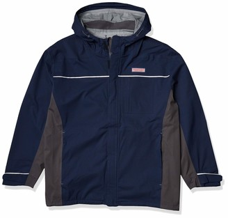 Vineyard Vines Men's Nor'easter Rain Shell Jacket