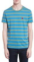 Burberry Men's Torridge Abveu Stripe T-Shirt