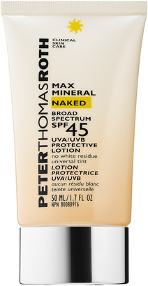 Peter Thomas Roth Max Mineral Naked Lotion