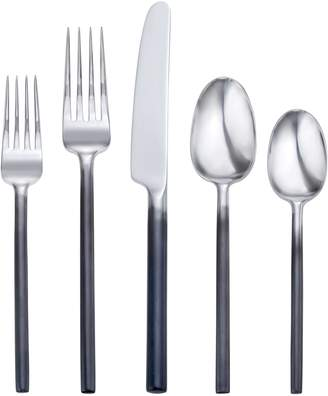 Oneida Raven Stainless Steel 20-Piece Flatware Set