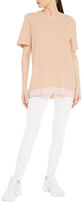 adidas by Stella McCartney Organic Cotton-jersey T-shirt