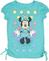 Jerry Leigh Breeze Minnie Mouse Polka Dot Tee - Girls