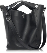 3.1 Phillip Lim Dolly Black Leather Large Tote