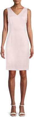 Anne Klein Ridge Crest Sheath Dress