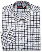 Jf J.Ferrar JF Slim Fit Long Sleeve Dress Shirt