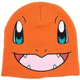 Pokemon Charmander Beanie Orange