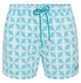 Hugo Boss Piranha Quick Dry Swim Trunks L Grey