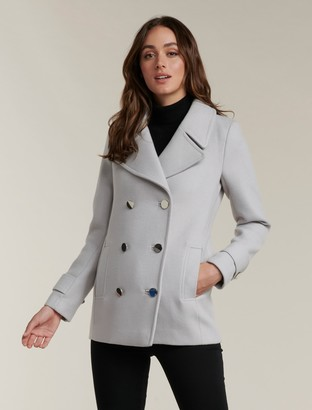 Ever New Anna Pea Coat