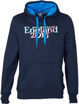 Canterbury of New Zealand Mens England 2015 Script Hoody Navy