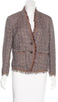 Escada Structured Bouclé Jacket w/ Tags