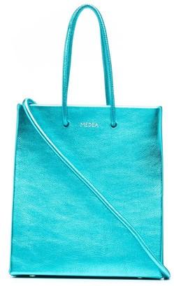 Medea Small Metallic Finish Bag