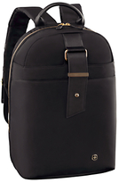 Wenger Alexa 16 Laptop Backpack With Tablet Pocket, Black