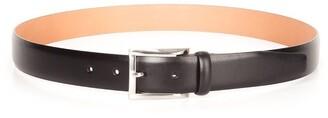Trafalgar Men's 100% Leather Dress Belt