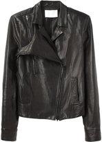 Alexander Wang Double Zip Hybrid Jacket