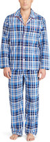Ralph Lauren Plaid Cotton Sleep Set