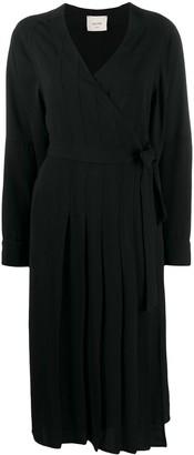 Alysi Wrap Dress