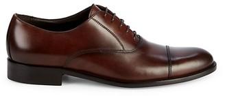 Bruno Magli Alcino Leather Cap-Toe Oxfords