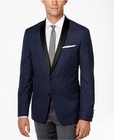 Bar III Men's Jacquard Shawl-Collar Slim-Fit Jacket, Only at Macy's