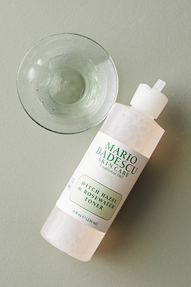 Mario Badescu Witch Hazel + Rosewater Toner By in Pink Size ALL