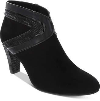 Karen Scott Wendaa Dress Booties, Women Shoes