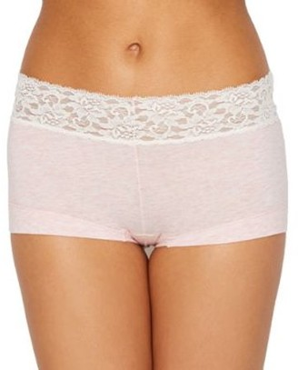 Maidenform Womens The Dream Cotton Collection Boyshort Style-40859