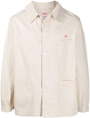 Danton Three-Pocket Long-Sleeved Overshirt