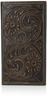 Nocona Belt Company Belt Co. Unisex-Adult's Floral Basic Rodeo Wallet