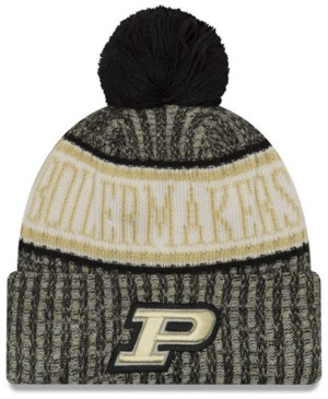 New Era Purdue Boilermakers Sport Knit Hat
