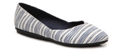 Kelly & Katie Zoe Striped Ballet Flat