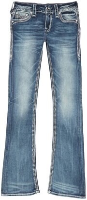 Rock Revival Mid Rise Bootcut Jeans