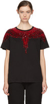 Marcelo Burlon County of Milan Black Notec T-shirt