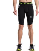 "Willarde Men's 9"" High Support Athletic Compression Shorts"