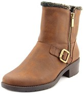 Anne Klein Lyvia Women Round Toe Synthetic Ankle Boot.
