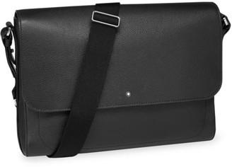 Montblanc Meisterstuck Soft Grain Slim Leather Messenger Bag