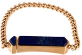 Tory Burch Lapis Lazuli Link Bracelet