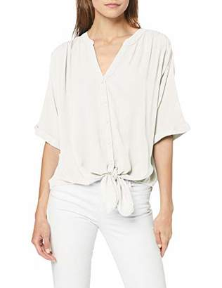 Vero Moda Women's Vmmallory Ss Shirt Box Blouse,8 (Size: X-Small)