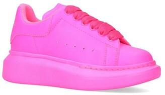 Alexander McQueen Neon Runway Sneakers